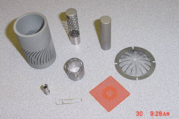 Small dif matls